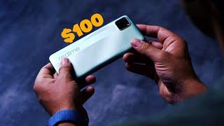 Можно ли пользоваться смартфоном за $100? Realme C11