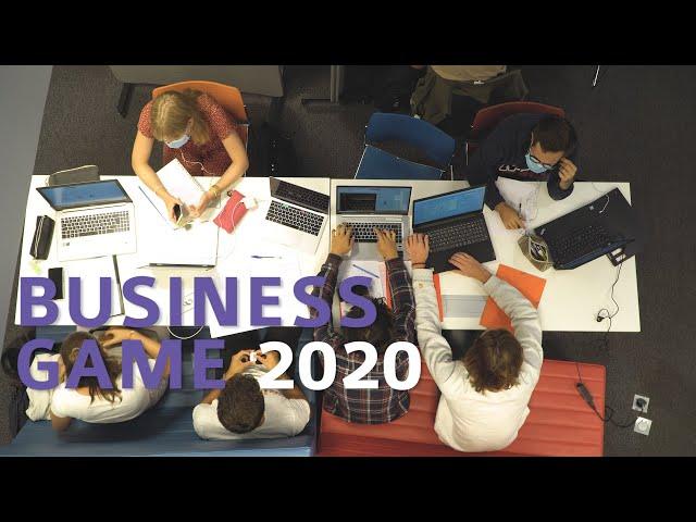 Business Game 2020, Apprendre à se connaitre
