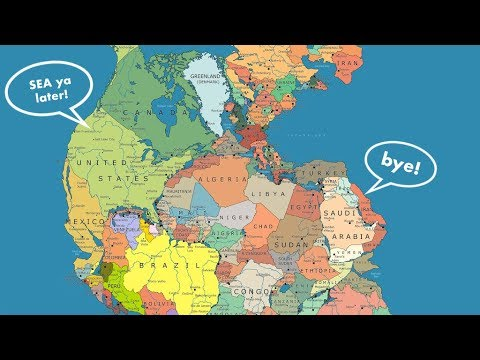 Kid Facts -  Episode 1 - Pangea, Africa, Antarctica, and More!