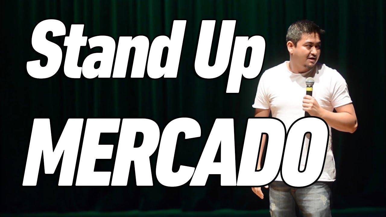 AS VELHAS DO MERCADO - Stand Up Comedy - André Santi