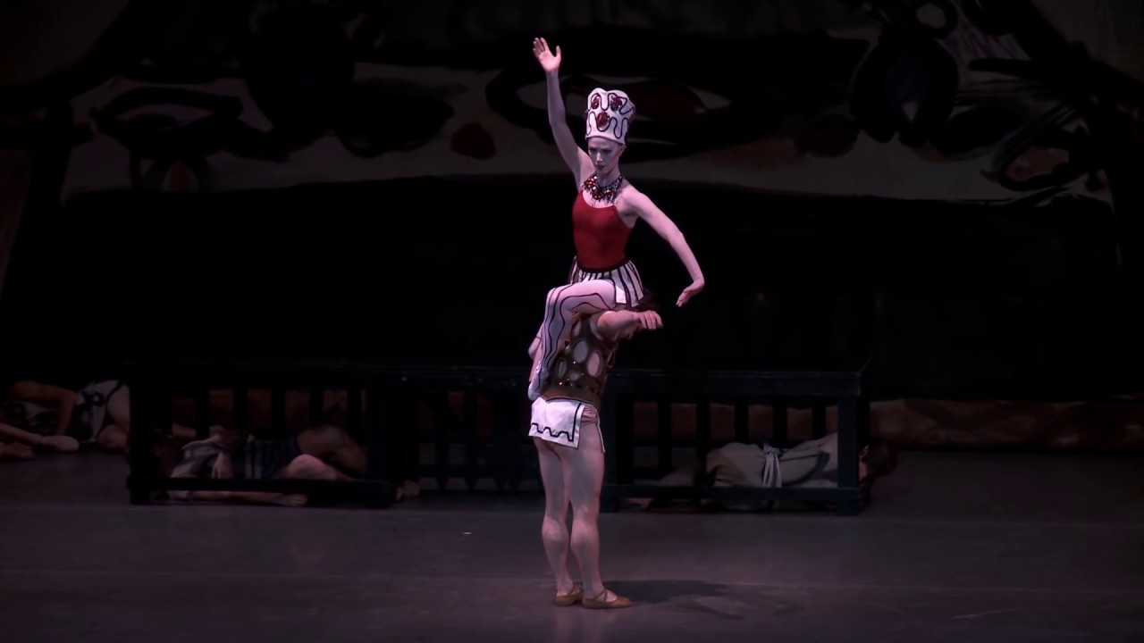 Anatomy of a Dance: Teresa Reichlen on PRODIGAL SON