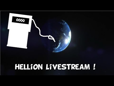 Hellion Livestream | Visiting Points Of Interest