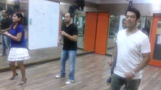 Bachata class Taster with VJ @ Santacruz - LVDS MUMBAI