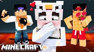 ZUZIA WYBIERA CHŁOPAKA 😍 *casting* | Minecraft RODZINKA | odc 6