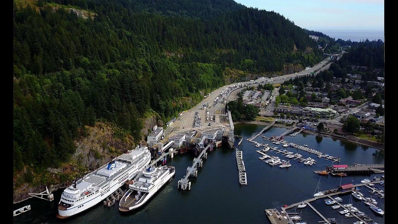 Victoria Or Vancouver Island