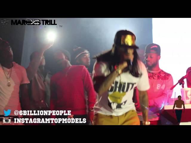 SHOOSH & BOSTON in The Club   @6BillionPeople