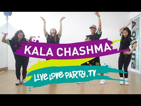 Kala Chashma | Zumba® | Live Love Party