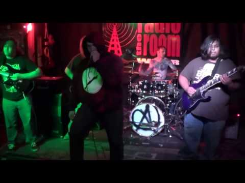 """Abductor """"live"""" at The Radio Room Greenville, SC 4/8/17 part 1"""