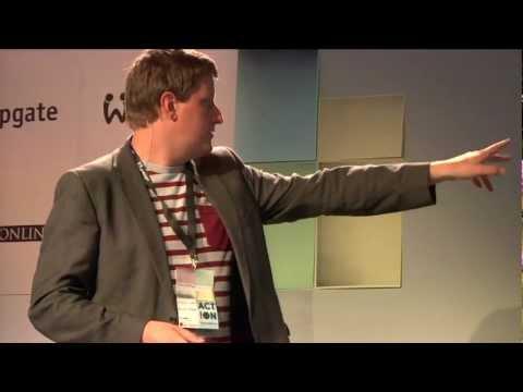 re:publica 2012 - Zugmonitor - decoding realtime train data for publishing