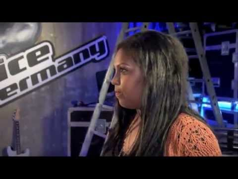 Menna Mulugeta: Call Me Maybe bei The Voice of Germany
