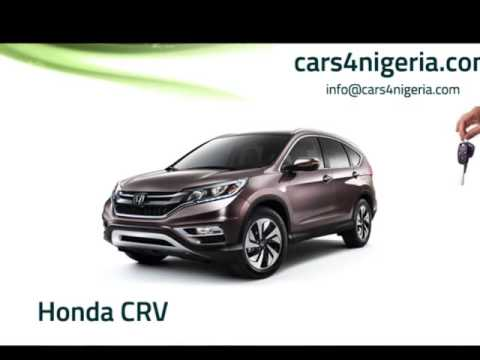 best selling used cars for sale in Nigeria