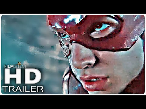 """JUSTICE LEAGUE: The Snyder Cut """"The Flash"""" Trailer (2021)"""