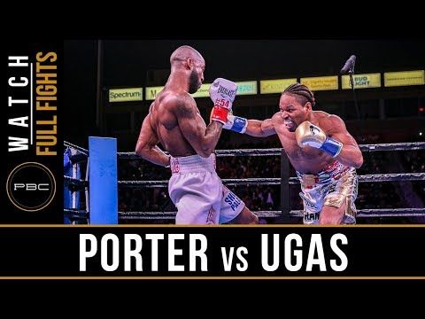 Porter vs Ugas FULL FIGHT: March 9, 2019 - PBC on FOX
