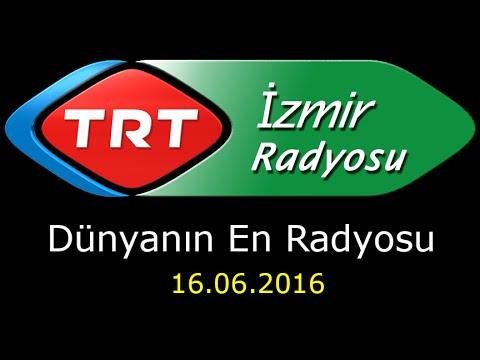 Dünyanın En Radyosu - 16.06.2016 - İzmir – Muzo