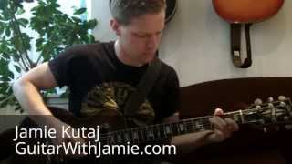 "Guitar With Jamie - Derek & The Dominos ""Layla"" Part 2"