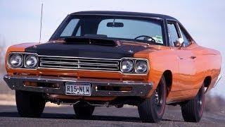 #298. Лучшие авто - Plymouth Road Runner
