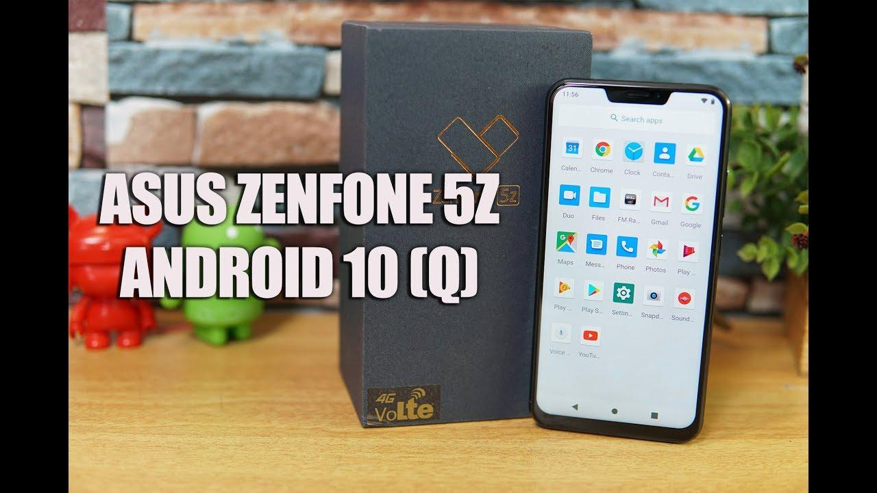 Ichigeki: Asus X00qd Android 9