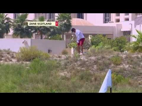2014 MENA Golf Tour's Ascorp Golf Citizen Abu Dhabi Open (Arabic)