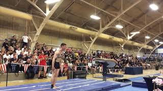 Play of the Week: Cole Casanova Vault at College Nationals