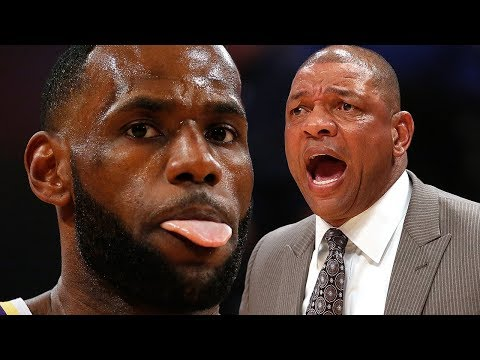 Clippers' Doc Rivers REFUSES To Coach LeBron James If Offered the Job!