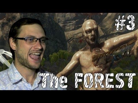 НОВЫЙ ХИЩНИК В ЛЕСУ - The Forest #1