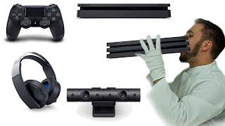 Alle Infos zur PlayStation 4 Pro - Externe Festplatte? 4K UHD Blu-Ray Laufwerk?  - Dr. UnboxKing