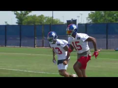 New York Giants Minicamp Highlights