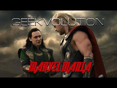 Marvel Mania Day 35 | Thor: The Dark World