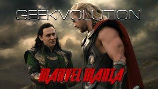 Marvel Mania Day 35   Thor: The Dark World