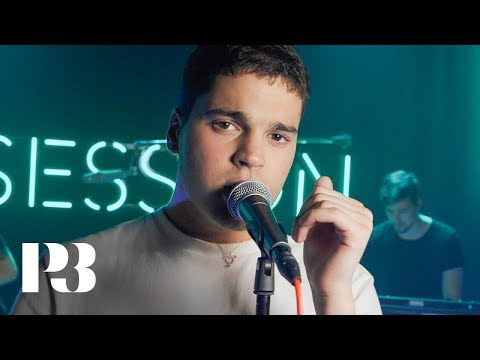 Oscar Zia - Va med mig (Robyn cover) / P3 Session