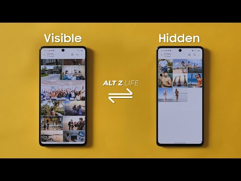 """The New Samsung """"Alt Z Life"""" Privacy Features in Action!"""
