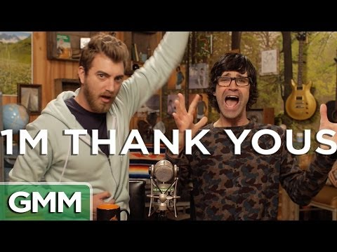 One Million Thank You's Mp3