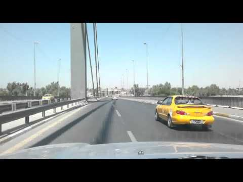 baghdad - Adhamiyah Bridge