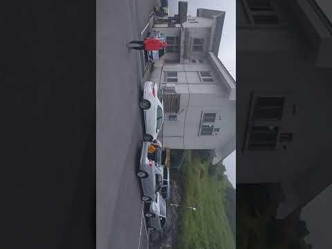 臺灣史上最沒水準汽車駕駛,在合歡山違規停車擋出入引起網友公憤