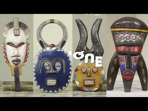 How Is It Made? The Making Of African Masks