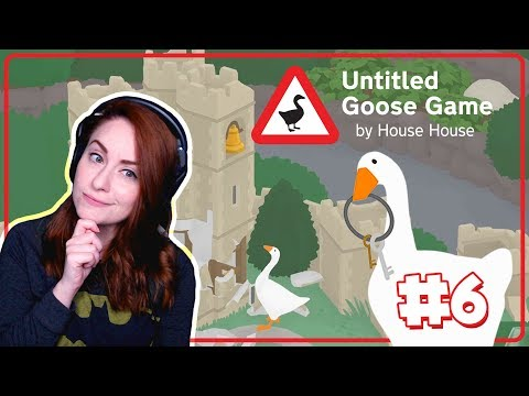 TAKE THE BELL | Untitled Goose Game - Ep.06 [Stream]