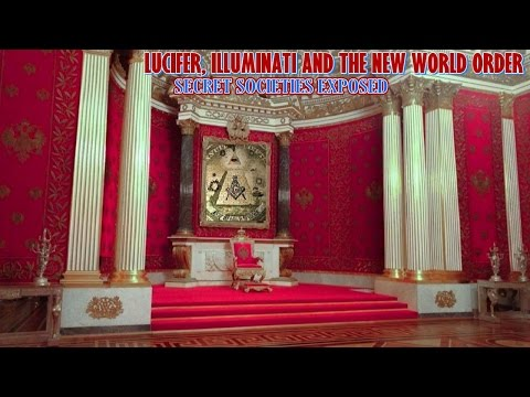 Lucifer, Secret Societies and The Satanic Agenda