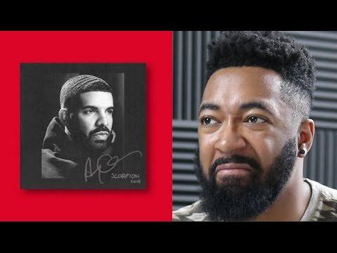 Drake - EMOTIONLESS (Scorpion Album) - REACTION