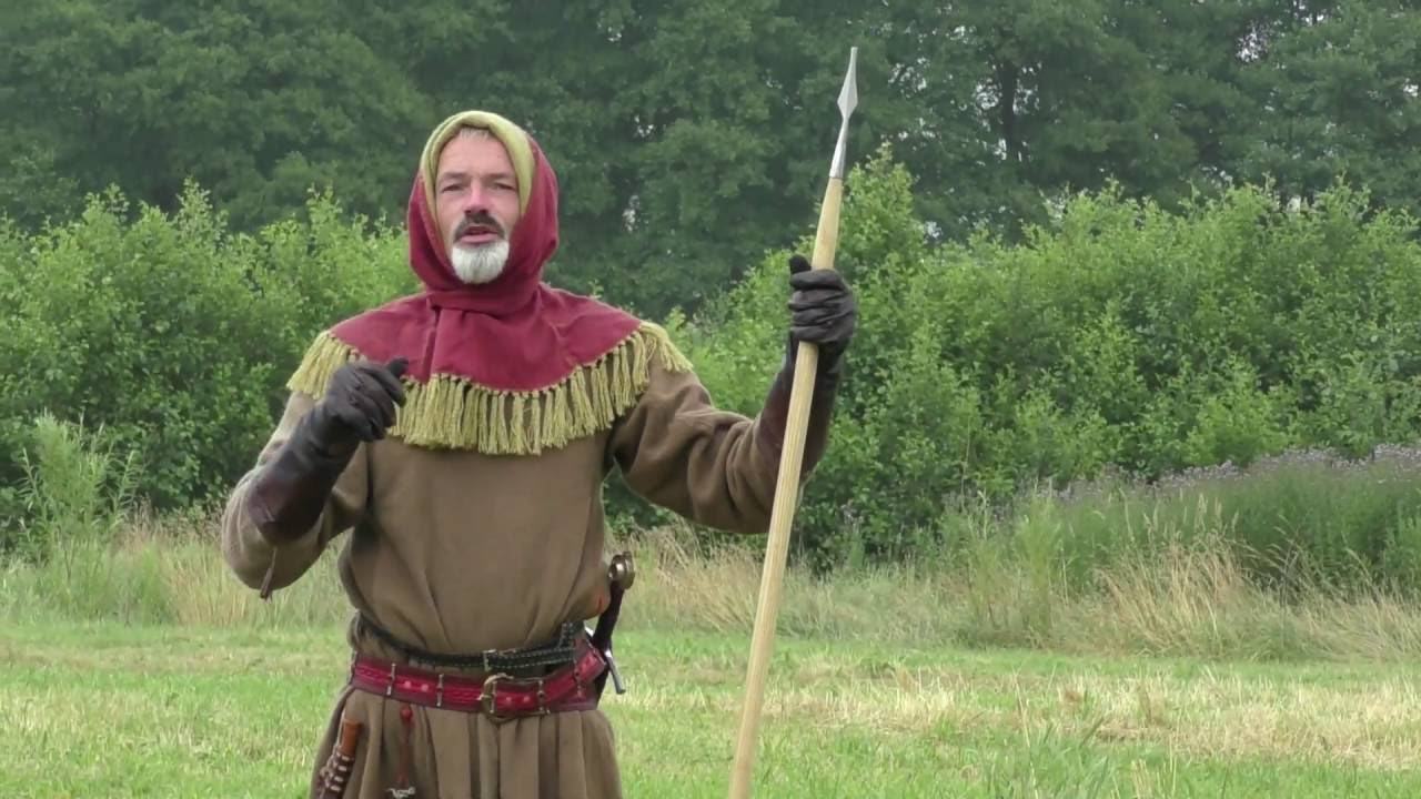 Medieval Spear Play, Part 2 - YouTube