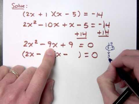 beginning algebra 101