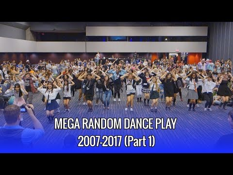 [EAST2WEST] MEGA KPOP RANDOM DANCE PLAY 2007-2017 at Otakuthon (PART 1)