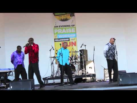 Soul Tempo in Virginia singing Never give up