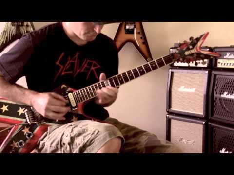 Pantera - Drag The Waters Guitar Cover