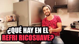 ¿Qué hay en el Refri RicoSuave?