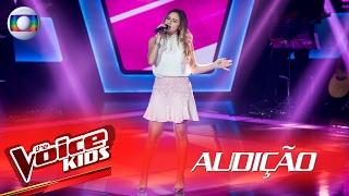 Luiza Savattone canta