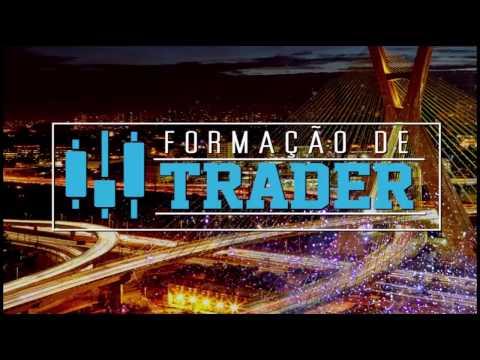 Formação de Trader, curso presencial em São Paulo com Leandro Martins, Ross e Cris Natividade
