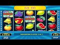 All Bonuses On The All Ways Fruits Slot Machine - Risk Game Lucky