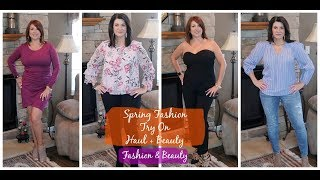 Spring Fashion Try On Haul + Beauty | 2019 | The2Orchids