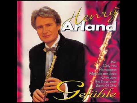 Henry Arland - Rosenmelodie