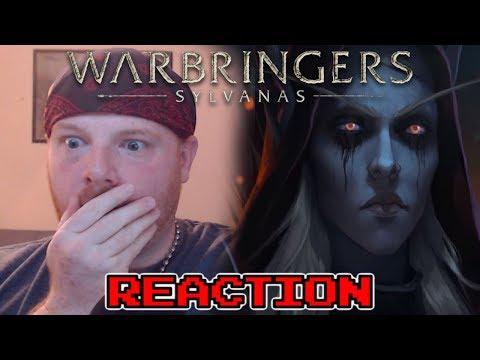 KRIMSON KB REACTION: Warbringers: Sylvanas